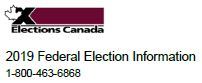 Federal Election Information